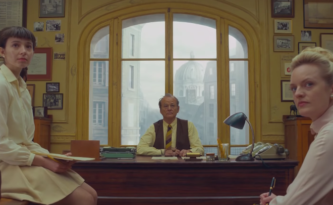 "Watch The Charming Trailer For Wes Anderson's Movie ""The French Dispatch"""