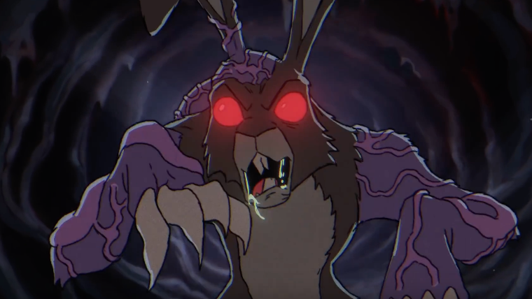 "The Strokes Made A Trippy Version Of ""Watership Down"" For Their New Music Vid"