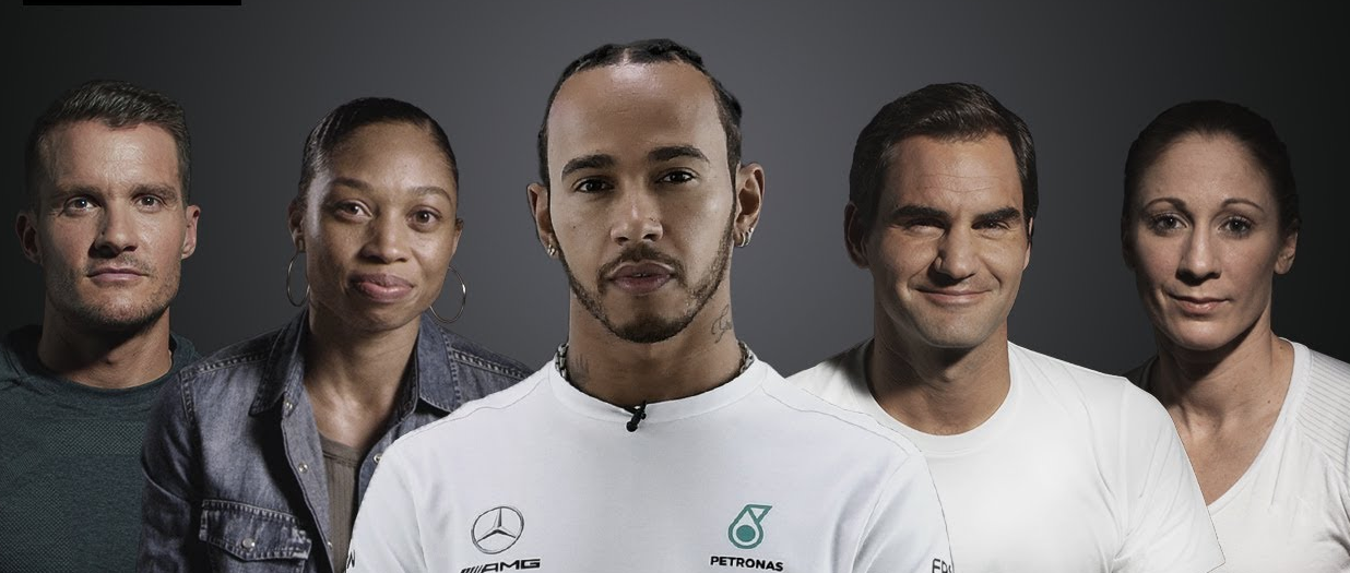 Laureus Sport For Good & Mercedes: The Athletes Who've Got Something To Say