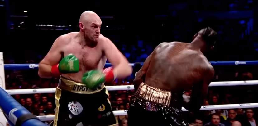 BT Sport Documentary Relives Tyson Fury & Deontay Wilder's Thrilling Fight