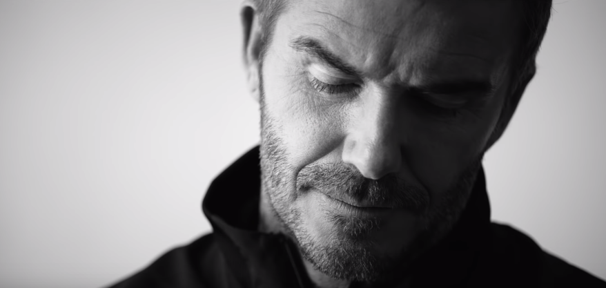 David Beckham Relives His Highs And Lows In Football With Adidas