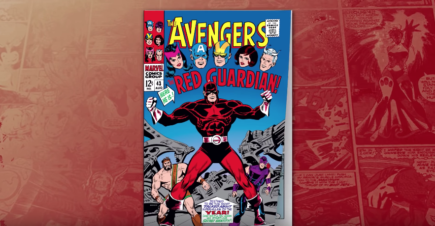 Marvel Tells Us The History Of The Comic Book Villain Red Guardian