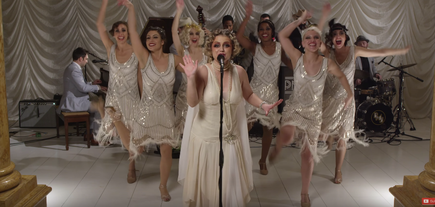 "Postmodern Jukebox Remixes The ""Friends"" Theme Tune For Different Eras"