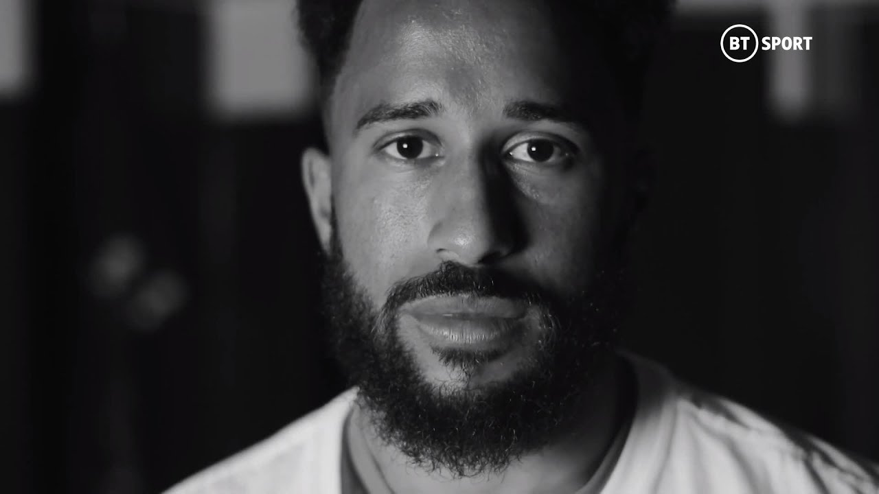Crystal Palace Forward Andros Townsend Talks Mental Health With BT Sport