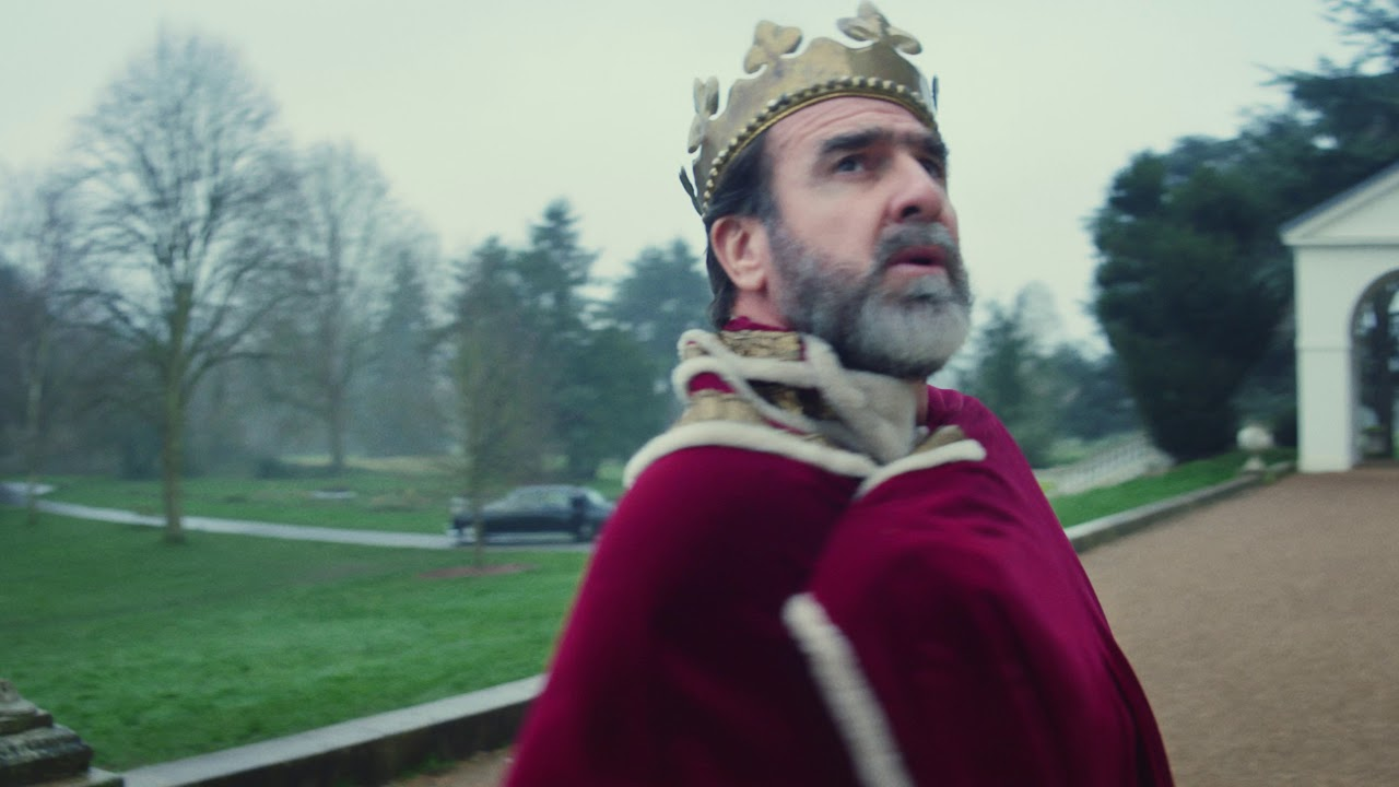 "Eric Cantona Stars In Liam Gallagher's Music Video For ""Once"""