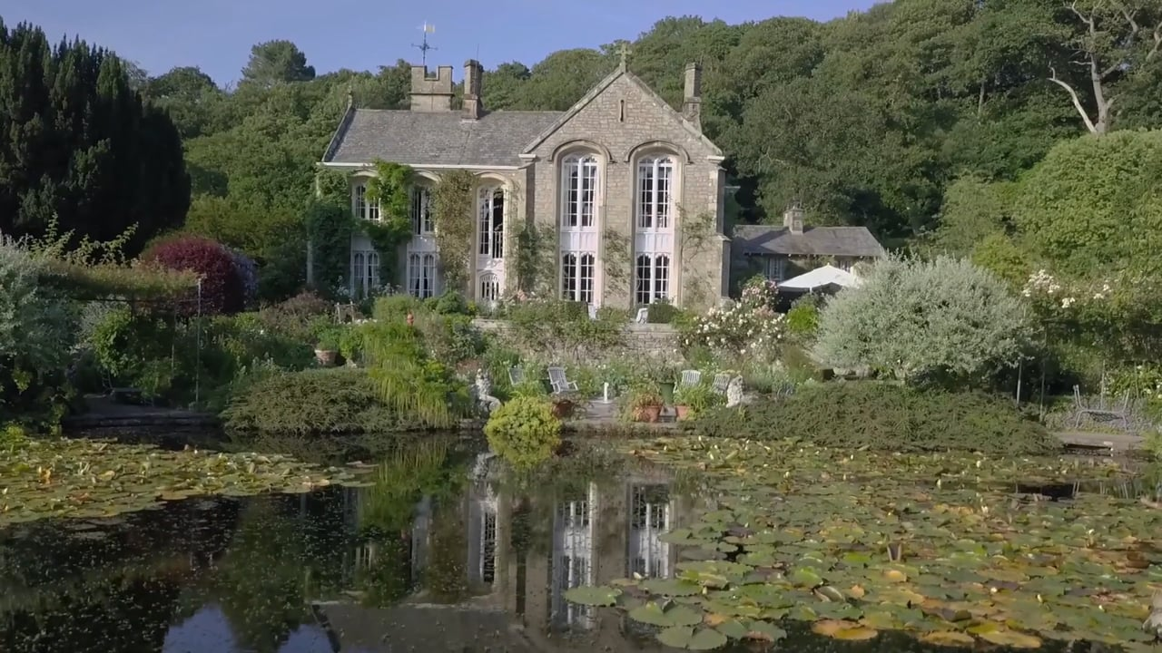 NOWNESS Takes A Tour Of The Gorgeous Gardens Of Gregsgarth Hall