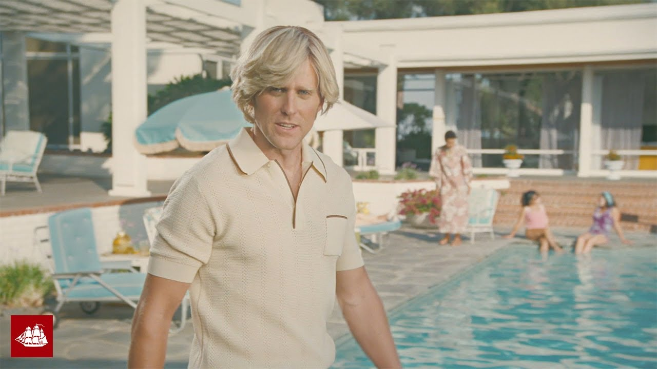 Old Spice Make A 1970s Style Advert For Their New Hair Thickening Shampoo