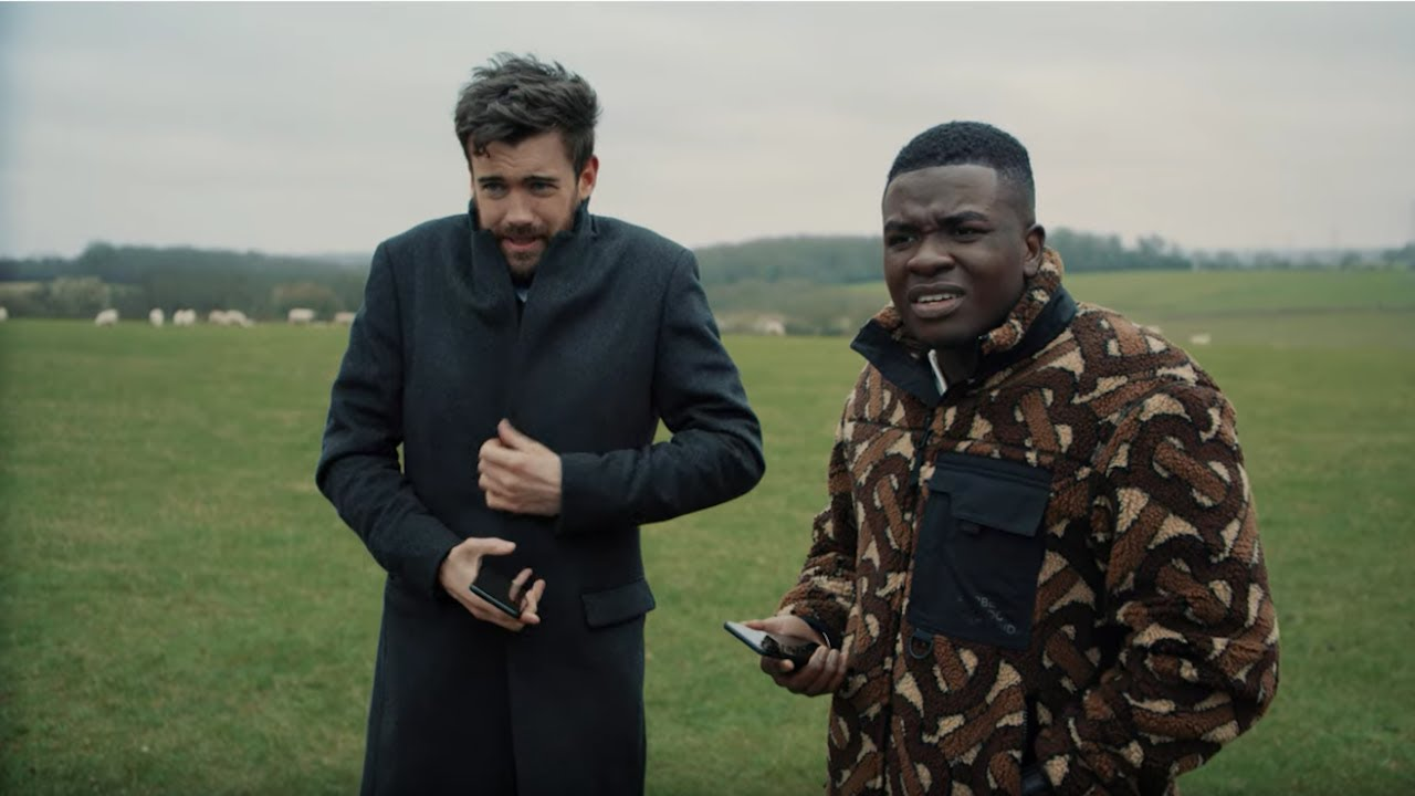 Jack Whitehall & Michael Dapaah Get Lost With Google Pixel