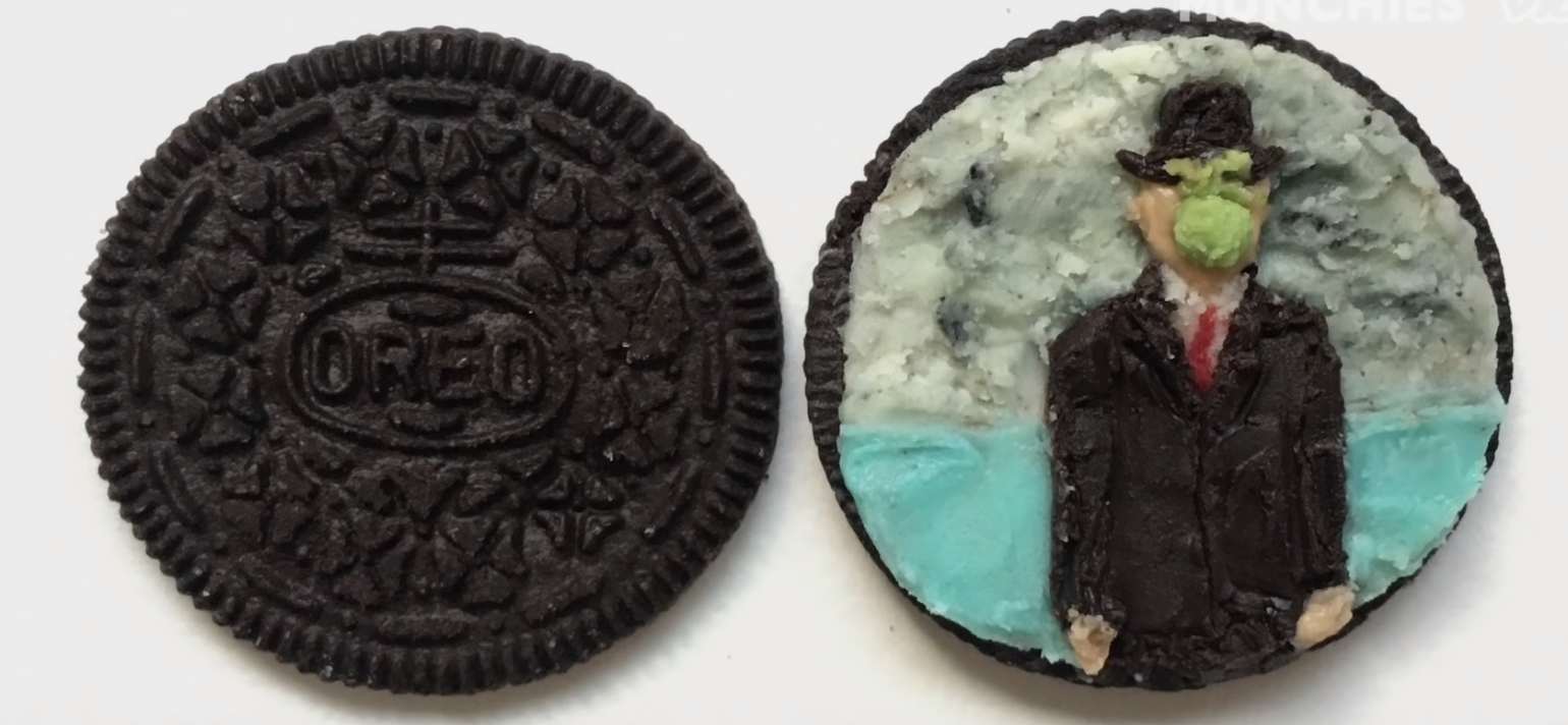 Munchies Meets The Woman Who Makes Amazing Artistic Creations Out Of Oreos
