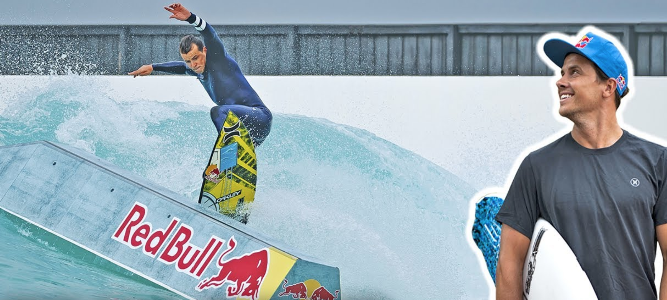 Julian Wilson Mixes Surfing & Skateboarding In This Vid From Red Bull