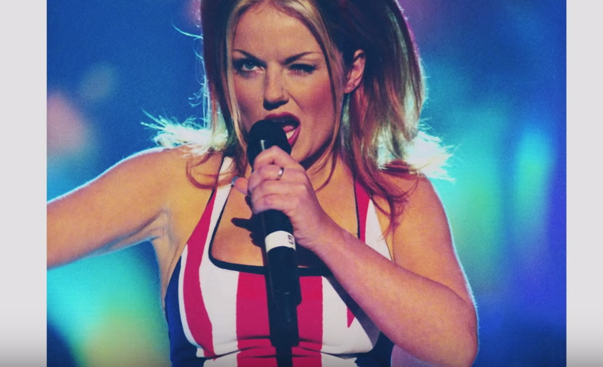 "Geri Halliwell Tells Vogue The Story Behind ""That"" Union Jack Dress"