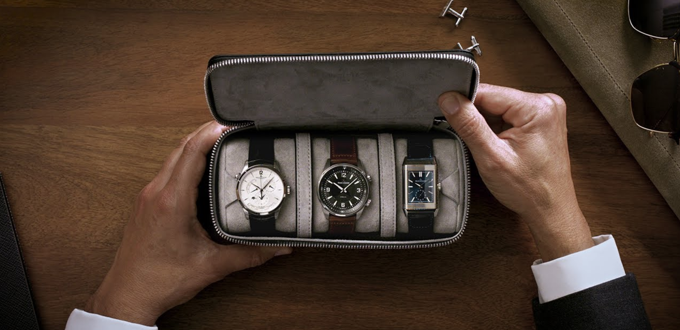 Mr Porter Shows You The Only Three Watches You'll Ever Need