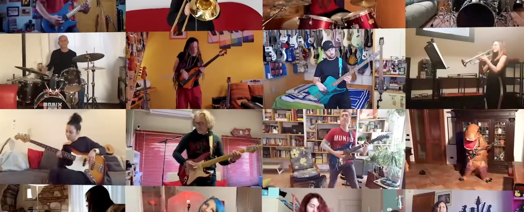 Vodafone Italy Show Us The Ways People Are Staying Entertained At Home