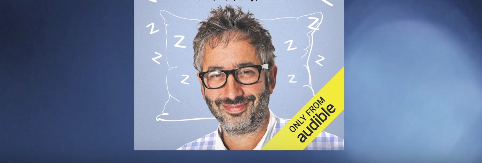 "David Baddiel Chats About His Podcast ""Sleeping With David Baddiel"" With Audible"