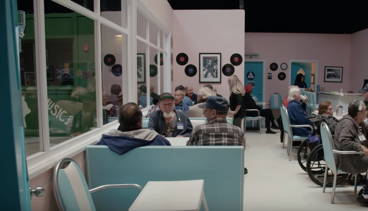 Vice Visits The Fake 1950s Town Created For People With Alzheimer's