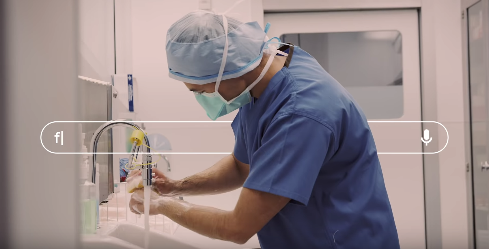Google Thanks Healthcare Workers In This Touching Advert