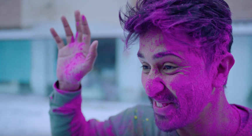 Facebook Celebrates The Hindu Festival Of Holi In A Unique Way In This Ad