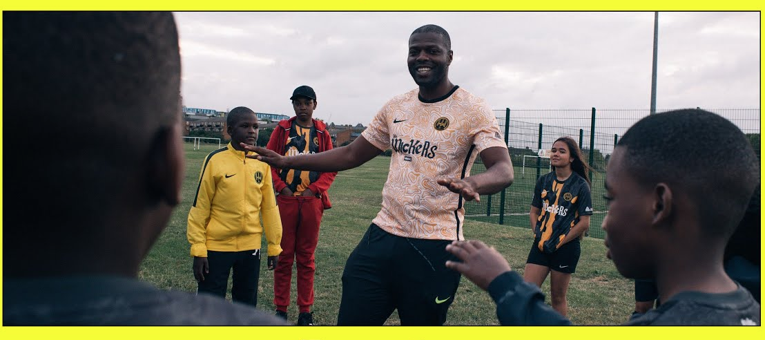 Nike Meets The Inspiring Founder Of Hackney Wick Football Club
