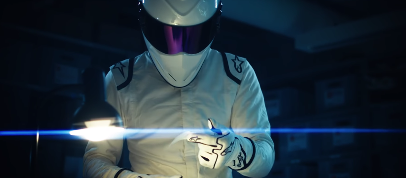 Top Gear's The Stig Breaks Into Lego's Headquarters In This Ad