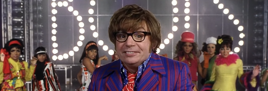 How Jay Roach Directed That Bonkers Intro Scene To Austin Powers