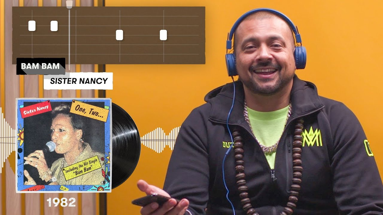 Sean Paul Goes Through His Favourite Dancehall Tunes With Pitchfork