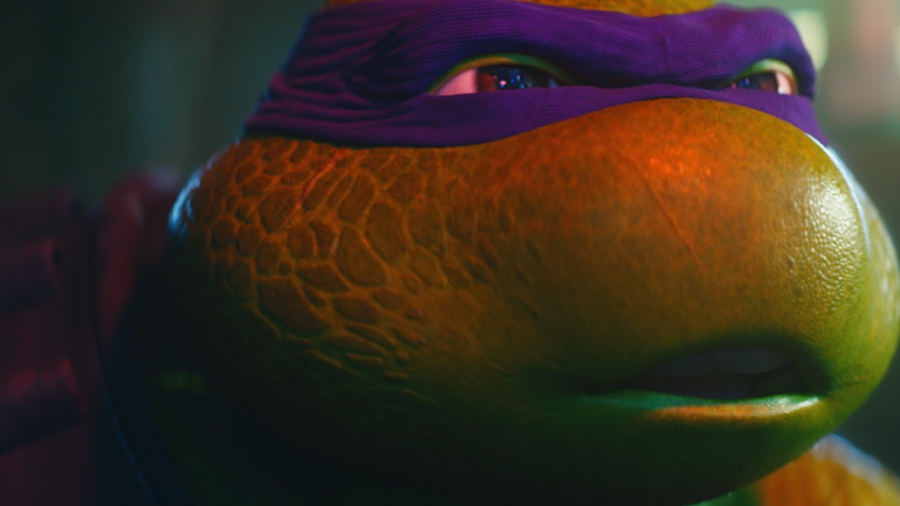 The Teenage Mutant Ninja Turtles Star In This Hilarious Direct Line Ad