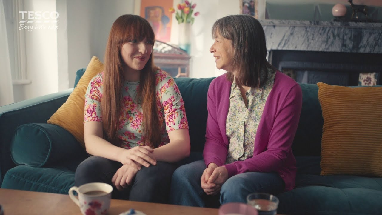 Tesco Released An Ad That Celebrated All Types Of Mums This Mother's Day