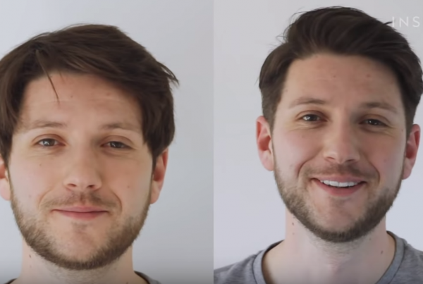 Insider Gets A Professional Barber To Teach A Novice How To Cut His Own Hair image of Haircut
