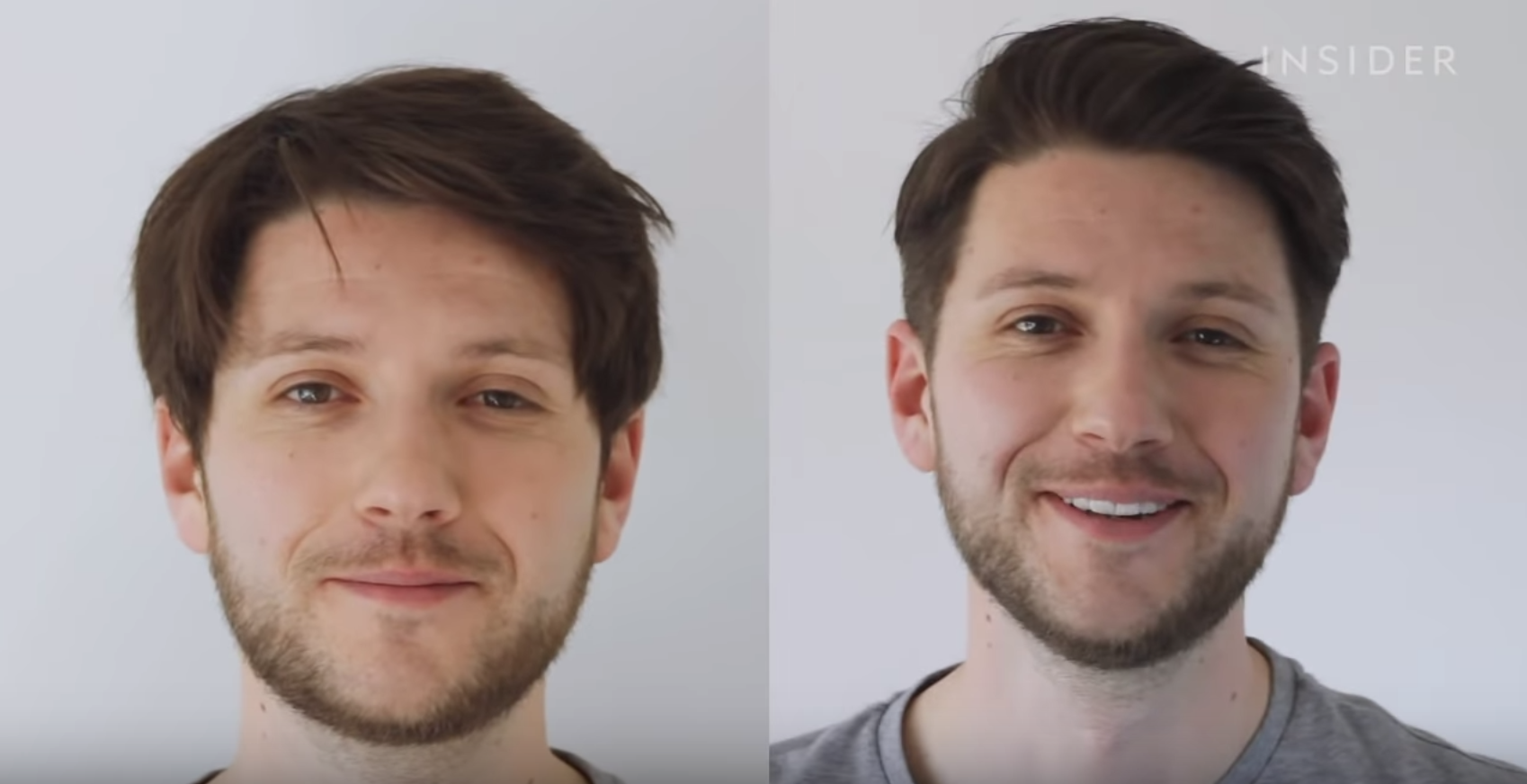 Insider Gets A Professional Barber To Teach A Novice How To Cut His Own Hair
