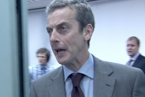 The BBC Uses Comedy To Tell Us To Stay At Home In This Funny Clip image of The Thick Of It