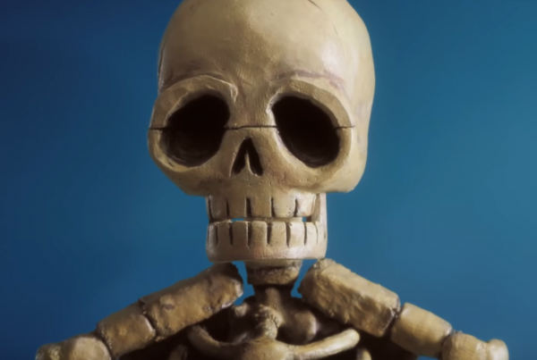 """""""REBOOTED"""" Shows Us The Ups And Downs Of An Out Of Work Skeleton Actor image of REBOOTED"""