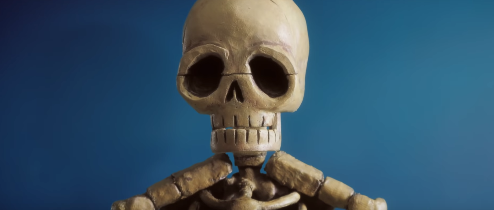 """REBOOTED"" Shows Us The Ups And Downs Of An Out Of Work Skeleton Actor"