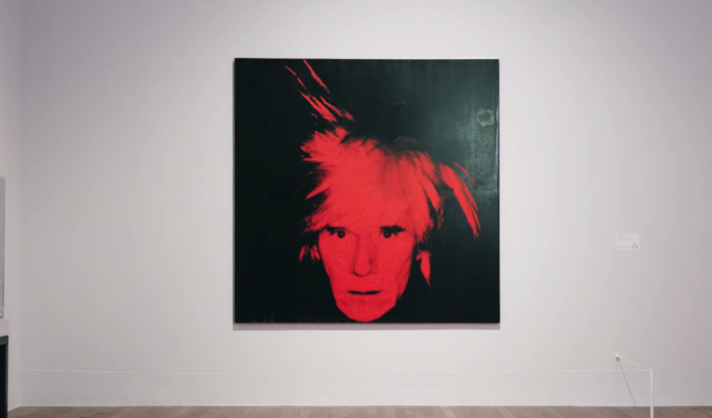The Tate Modern Takes You On A Guided Tour Of Their Andy Warhol Exhibit