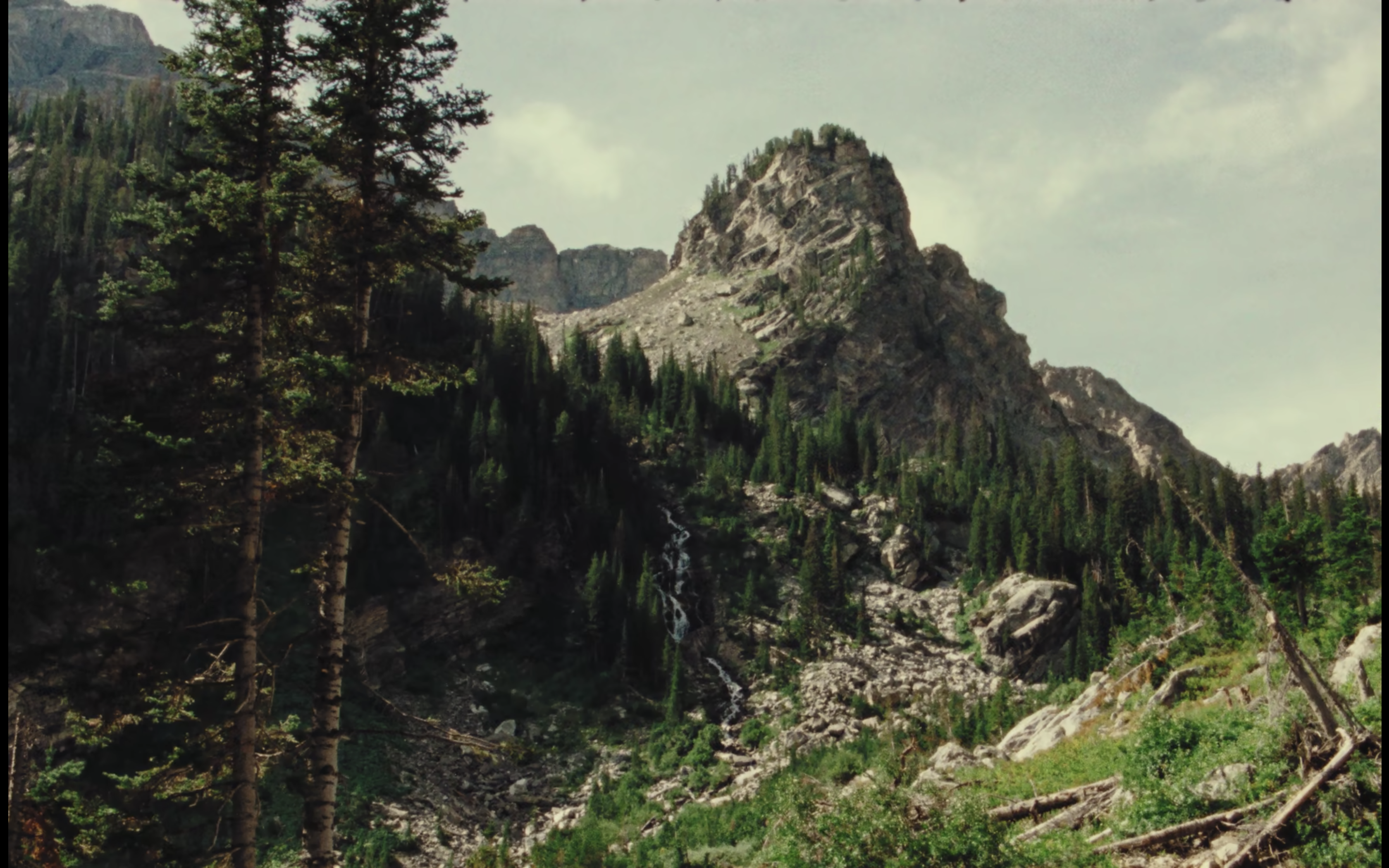 Explore The Rocky Mountains In 16mm Film