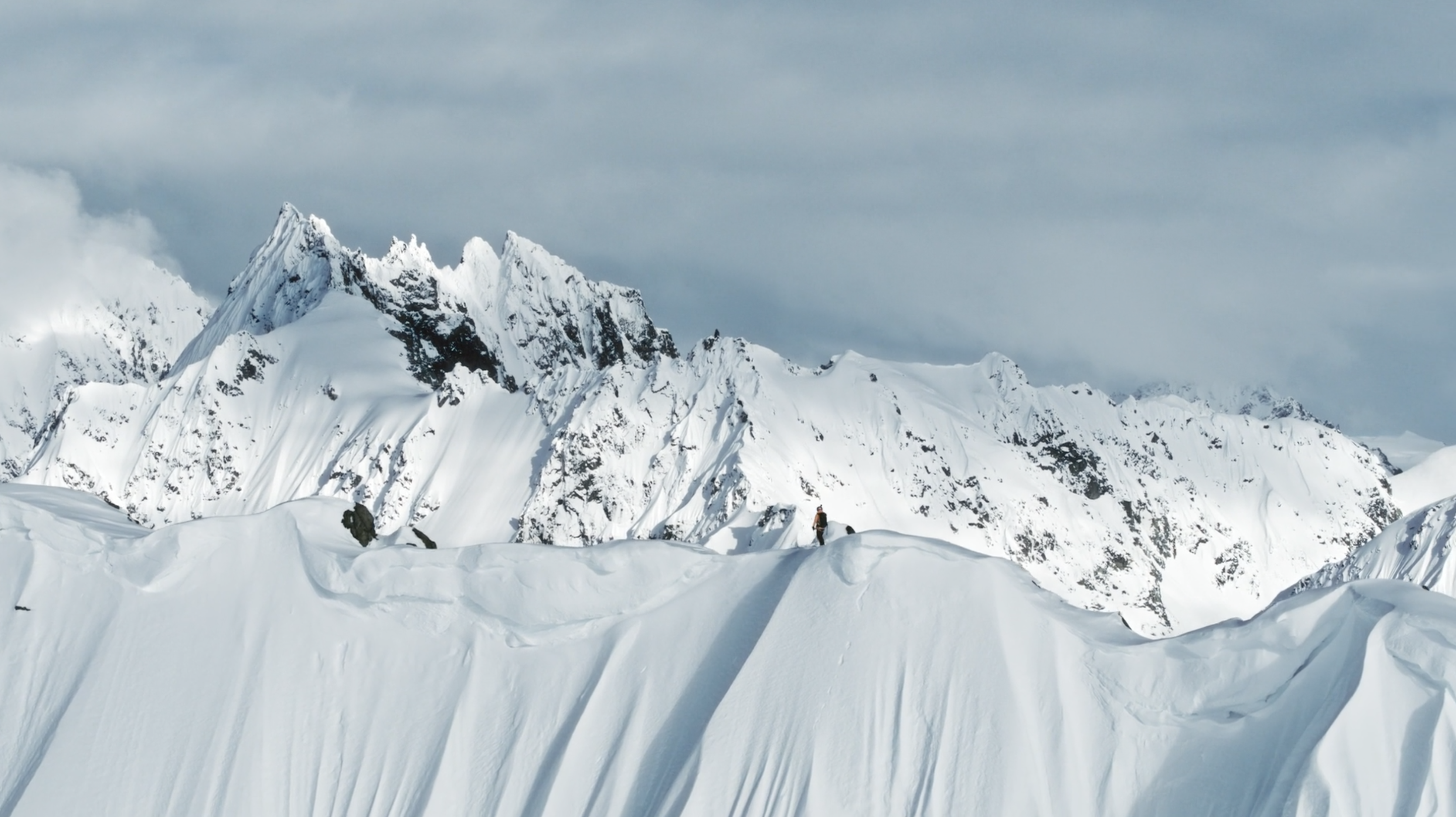 Hit The Slopes Of Alaska With These Pro Skiers