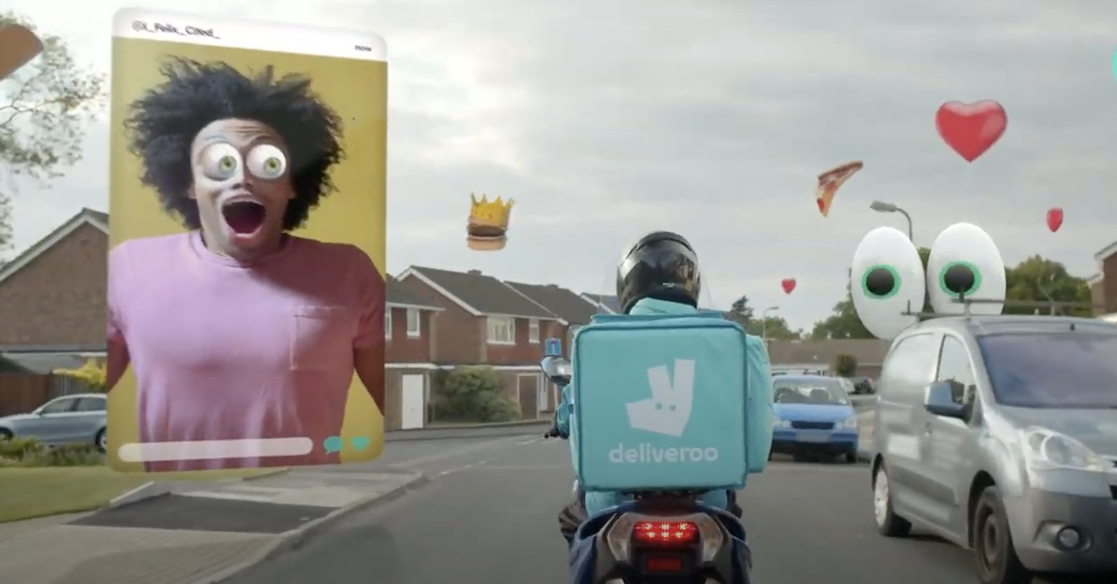 Deliveroo's New TV Ad Says Don't Worry, Your Favourites Are Back
