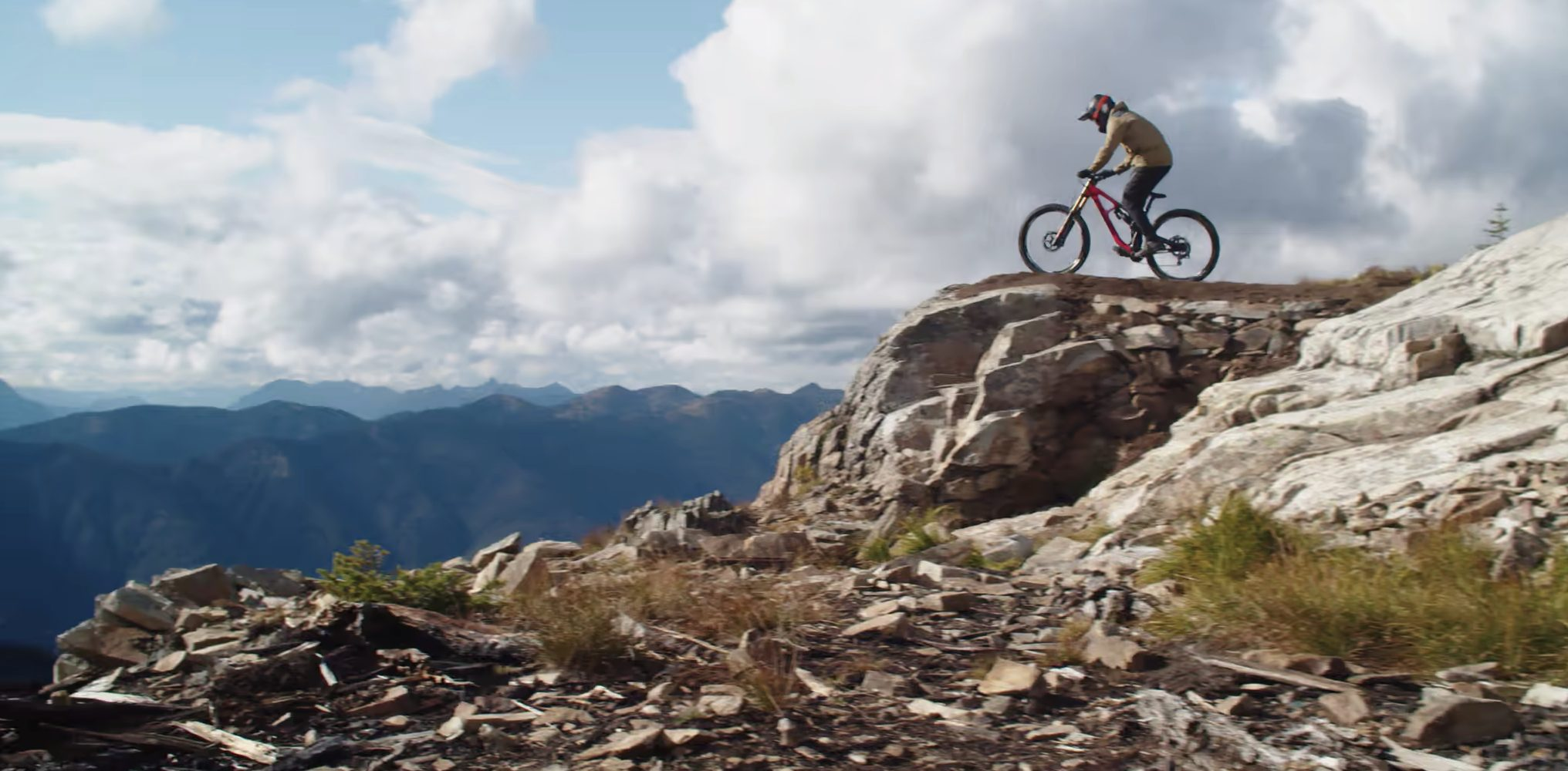 What's It Like To Build And Ride An Alpine Bike Trail?