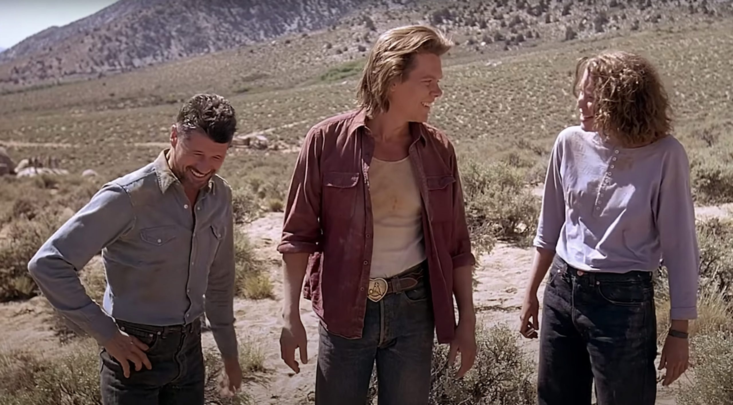 Revisit The Making Of Tremors In This Documentary