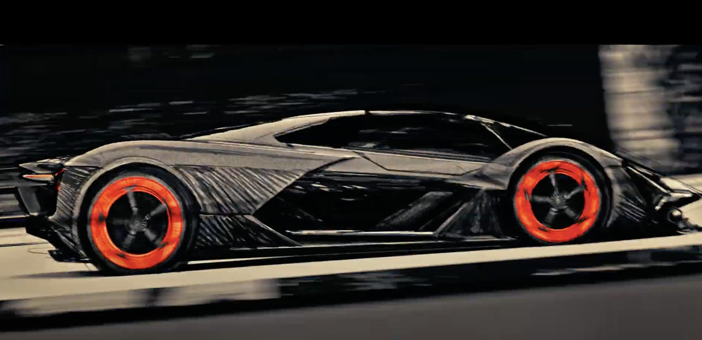 This Lamborghini Fan Made An Incredible Concept Film