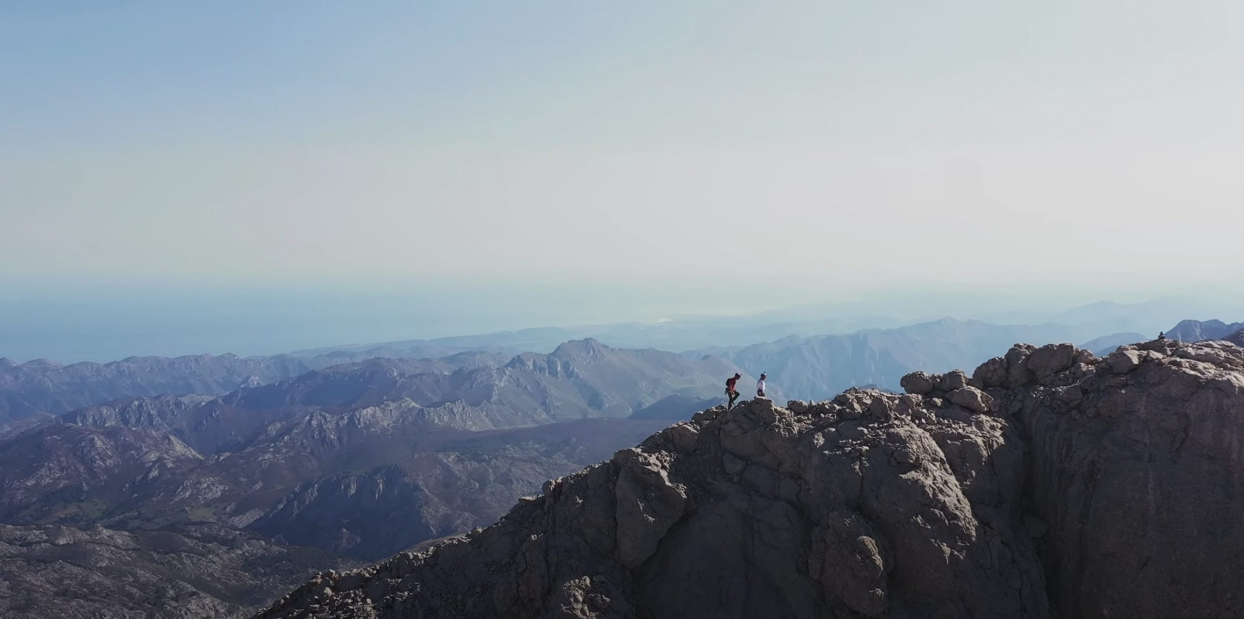 Watch This Incredible Woman Run And Climb Spanish Mountains
