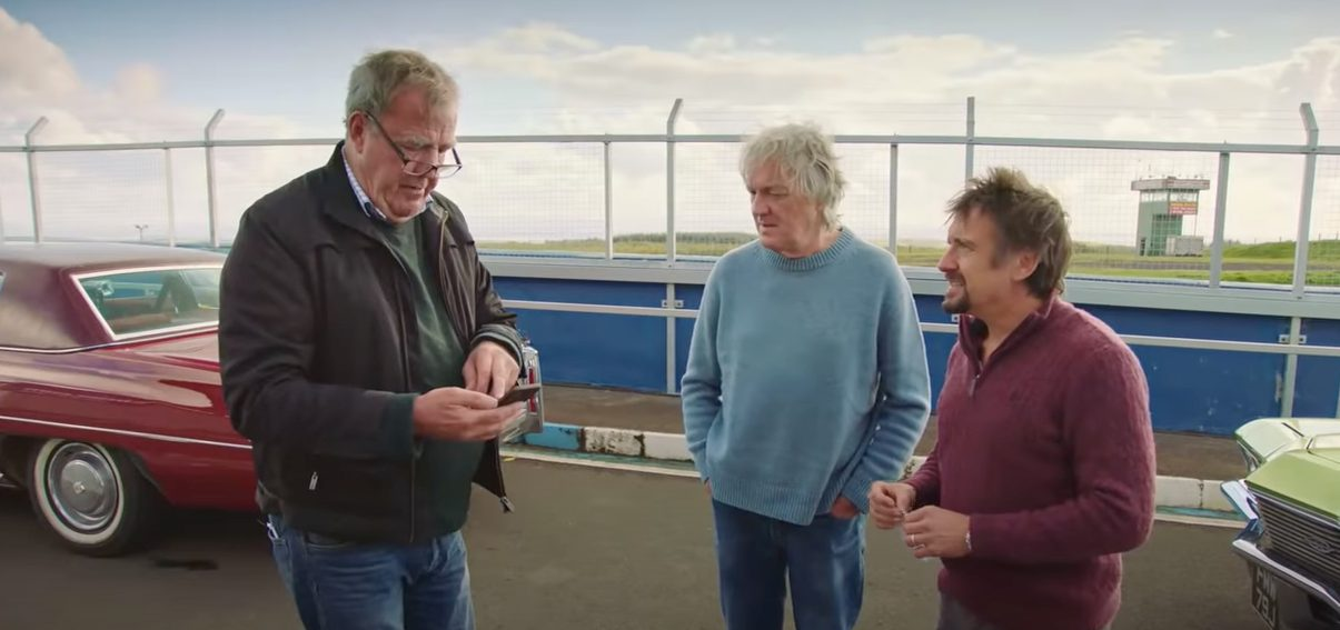 Check Out The New Grand Tour Trailer From Amazon