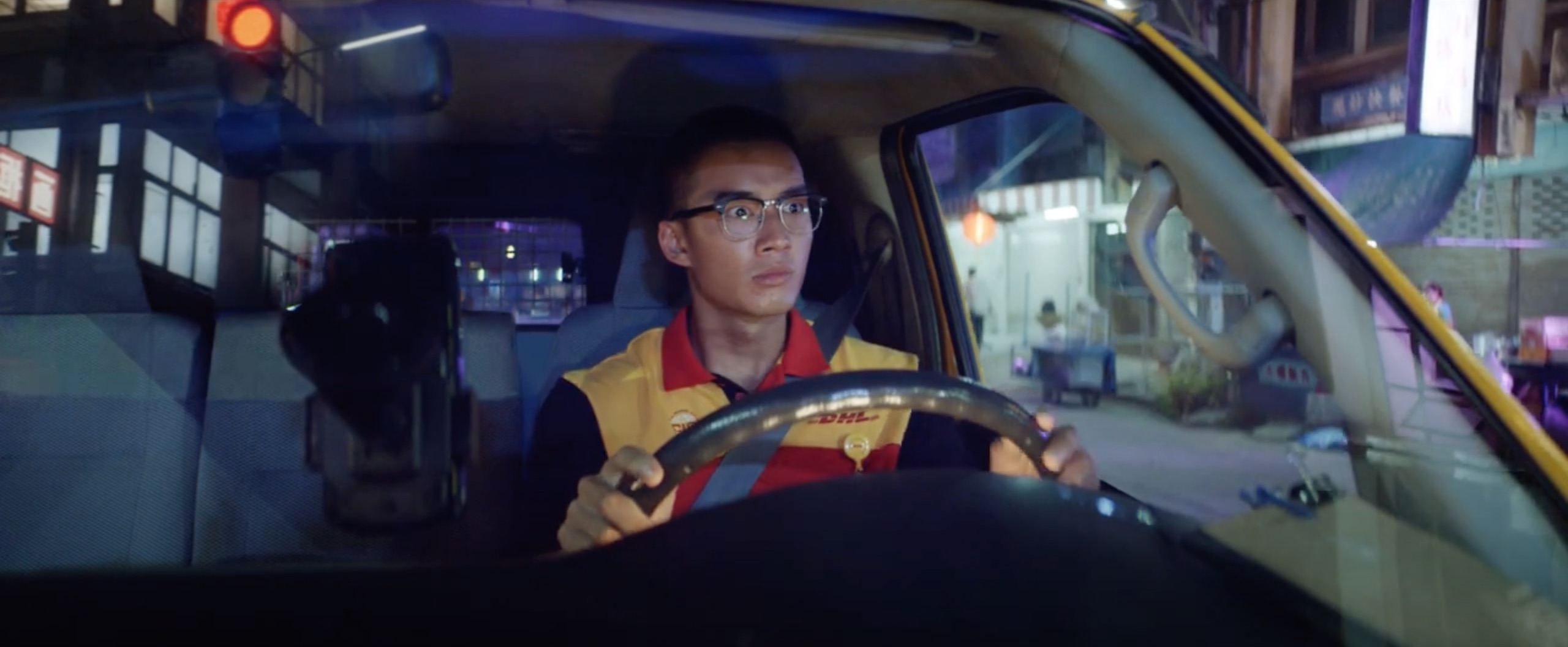 DHL Delivers In This Bond Film Promo