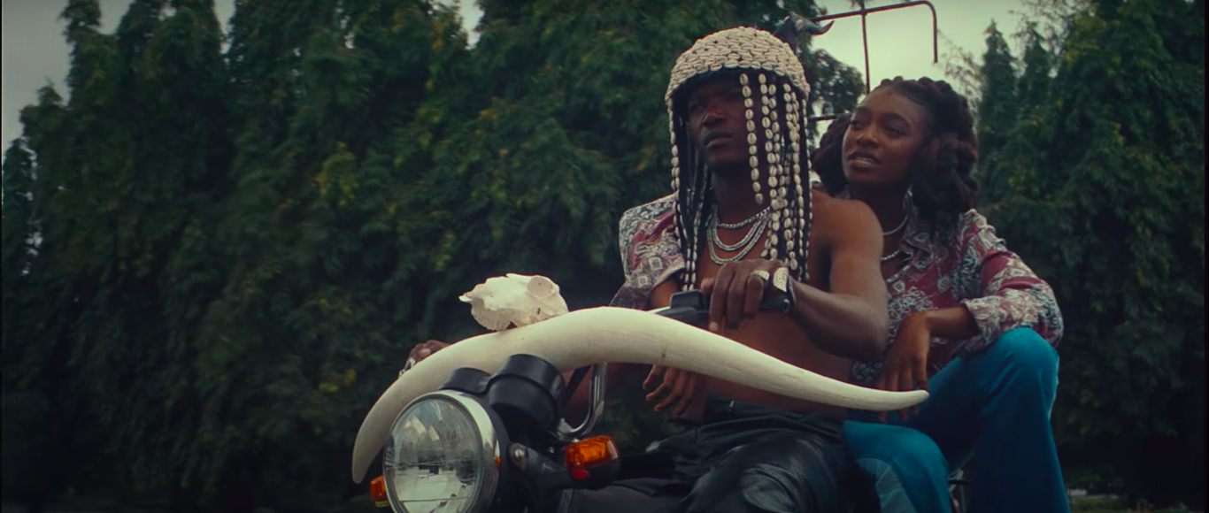 Take A Ride With Little Simz And Obongjayar