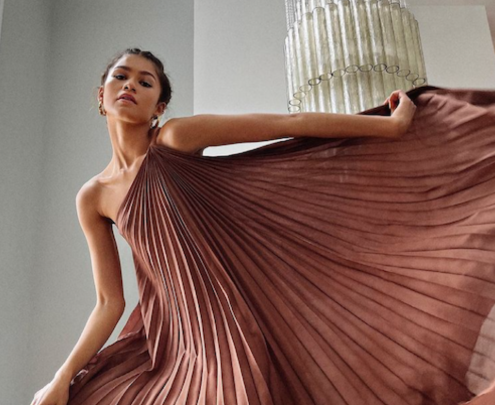 Zendaya Is Picture Perfect In This Remote Shoot